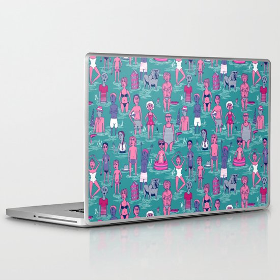 Seafarers Laptop & iPad Skin