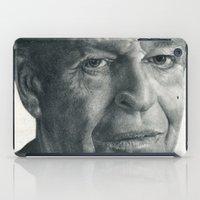 John Noble - Walter Bishop iPad Case