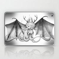 MonoChro-Monster Laptop & iPad Skin