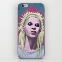 Rich Bitch iPhone & iPod Skin