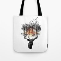 Ashes To Ashes. Tote Bag