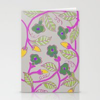 Mandavilla Stationery Cards