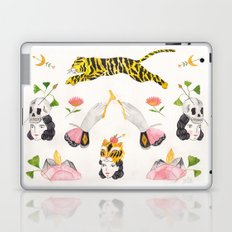 Les Tigres Laptop & iPad Skin