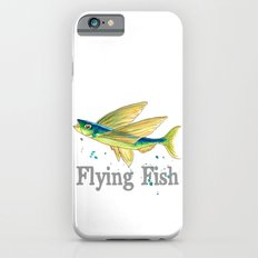 F is for Flying Fish iPhone 6s Slim Case