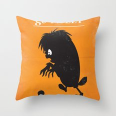 Hyde and go Tweet Throw Pillow