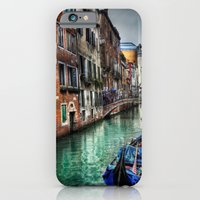 iPhone & iPod Case featuring Venice I by ISIK MATER