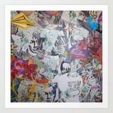 WHATEVER (PROPAGANDA) Art Print