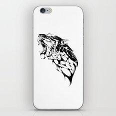 Tiger Growl iPhone & iPod Skin