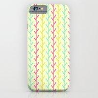 iPhone & iPod Case featuring Pretty as a fern  by Aneela Rashid