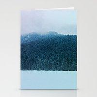Oregon Winter Stationery Cards