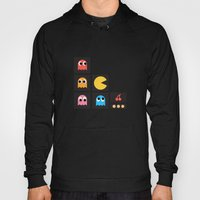 Pac Man Hoody