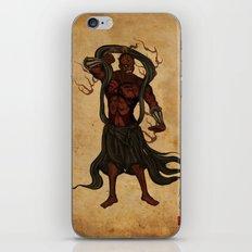 Darth A-un iPhone & iPod Skin