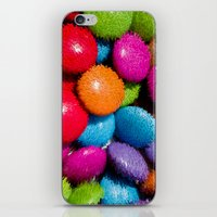 3d Abstract iPhone & iPod Skin