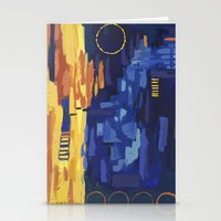 Angelina Bowen Painting Stationery Cards