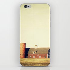 Open Spaces iPhone & iPod Skin