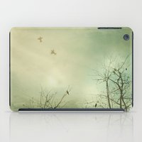 Fly Away With Me 2 iPad Case