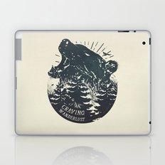 Craving wanderlust II Laptop & iPad Skin