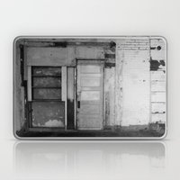 A Room on Alcatraz  Laptop & iPad Skin