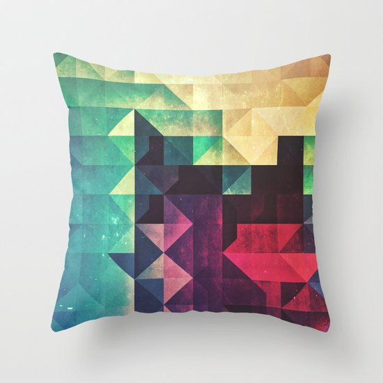 frr yww Throw Pillow