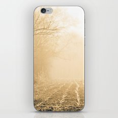 Into Obscurity  iPhone & iPod Skin