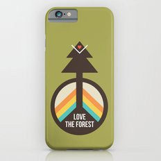 For the Love of the Forest Slim Case iPhone 6s