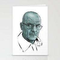 Heisenberg Blues Stationery Cards