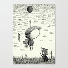 'Balloon' Canvas Print