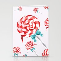 Lollies Stationery Cards