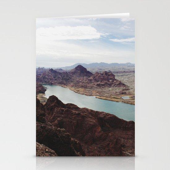 The Colorado River Stationery Card