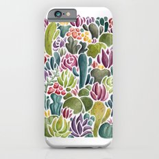 Succulent Forest iPhone 6 Slim Case
