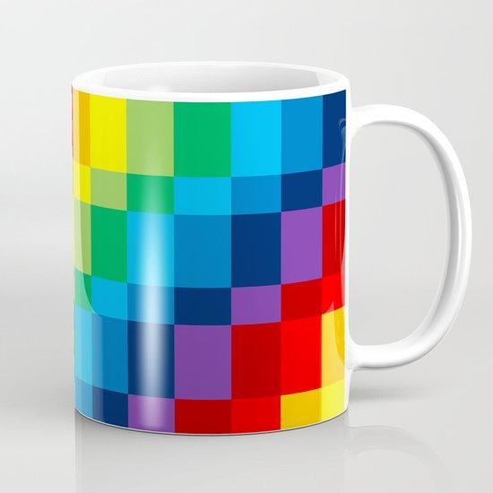 Fuzz Line #3 Mug
