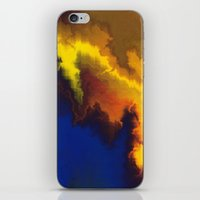 Mystical Movement iPhone & iPod Skin
