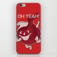 OH YEAH! iPhone & iPod Skin