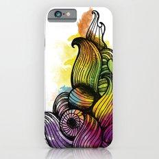 Watercolor Fire iPhone 6s Slim Case