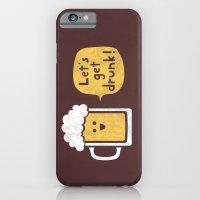 Drinking Buddy iPhone 6 Slim Case