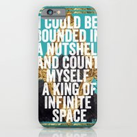 Hamlet Quote iPhone 6 Slim Case