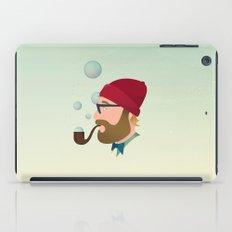 Soap bubble Hipster iPad Case