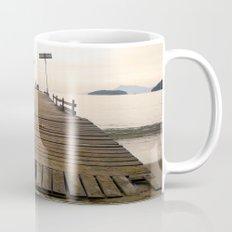 Waiting in paradise Mug
