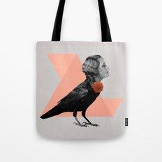 like a bird Tote Bag