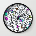 Follow Your Dreams Wall Clock