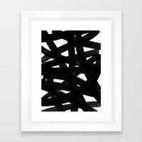 TX02 Framed Art Print