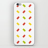 Crossing Orsetti iPhone & iPod Skin