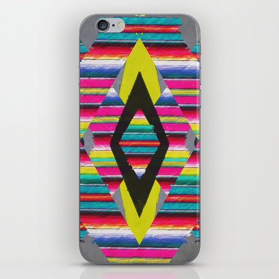 Serape iPhone & iPod Skin