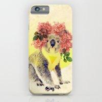 iPhone & iPod Case featuring Australian Icon: The Koala by Nani Puspasari