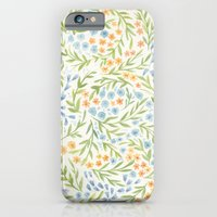 iPhone & iPod Case featuring Delicate by a. peterson