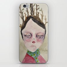 Winter Cold iPhone & iPod Skin