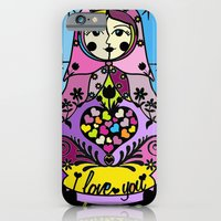 Colorful matryoshka-