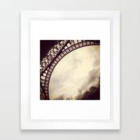 Iron Gate Framed Art Print