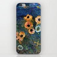 Abstract beautiful barnacles iPhone & iPod Skin