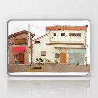 Tokyo Street 4 Laptop & iPad Skin